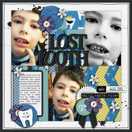 IFasquelle_Lost Tooth