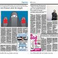 Burqa : médiatisation démesurée