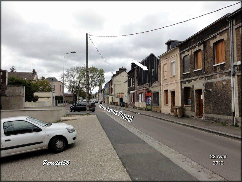 Rouen - Rue Louis Poterat - a