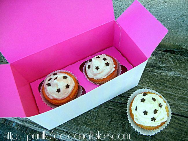 boite à cupcakes