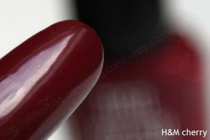 vernis HetM cherry swatch copie