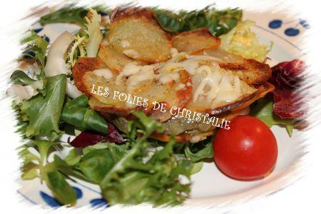 Gratin pommes de terre foie gras 6