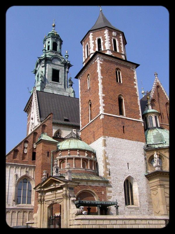 la cathédrale de Wawel