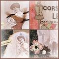 Mini corset vintage_détail 5