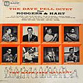 Dave Pell Octet - 1954 - Plays Rodgers & Hart (Kaap)