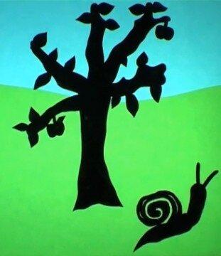 la pomme et l'escargot2