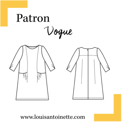 dessin-technique-patron-robe-vogue-louis-antoinette-mode-femme