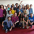Le trophée d'impro culture & diversité : en route pour une nouvelle saison !