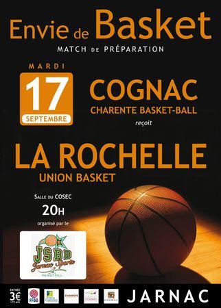 Match préparation CCBB-UBLR