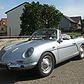 ALPINE RENAULT A110 berlinette 1100 cabriolet Hambach (1)