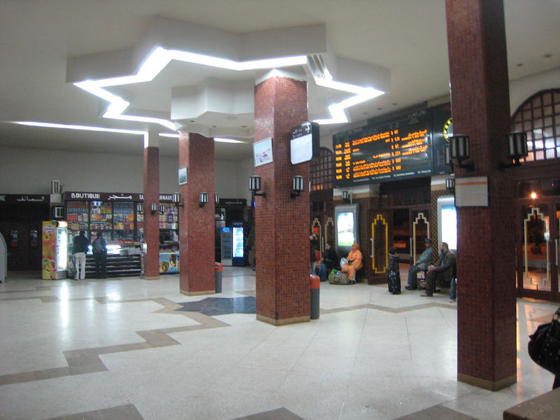 Gare Marrakech