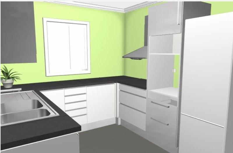 Cuisine Abstrakt Ikea Beige Avec Des Id Es Int Ressantes Pour La Conception De La