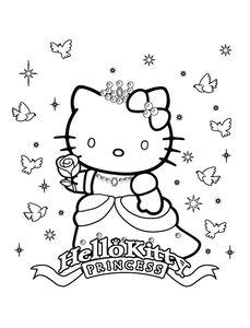 coloriage-hello-kitty-4