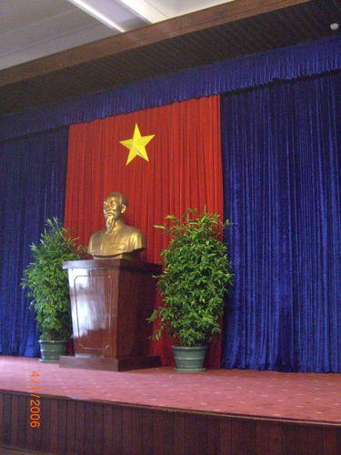 Palais de la réunification, Saigon