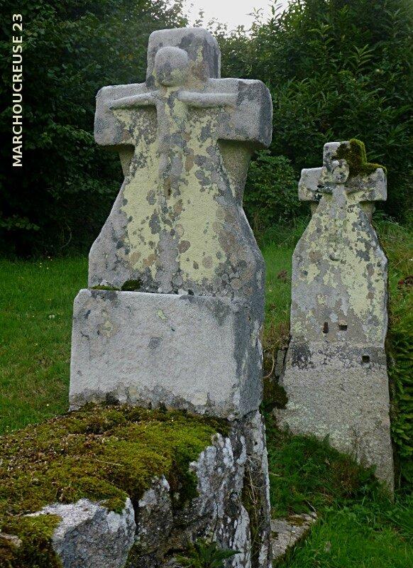 2 croix