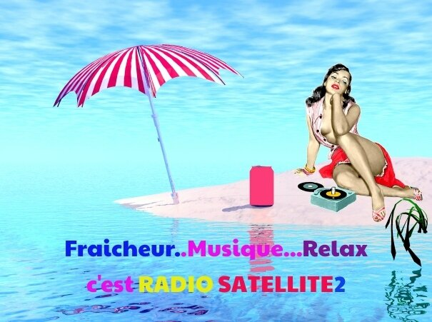Les applications Gratuites de Radio Satellite2