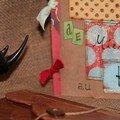 Album paper bag sur le KENYA