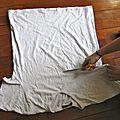 Comment recycler un t-shirt en pelote à tricoter ou crocheter...