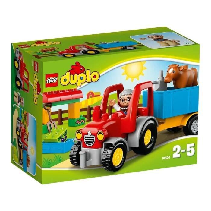 Lego Duplo: Cadeau de Noël de 'tite Pomme