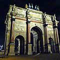 Arc de Triomphe des Tuileries - Dcembre 2012