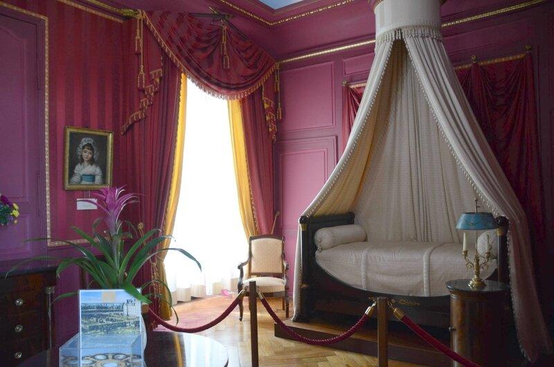 la chambre du prince Jérome