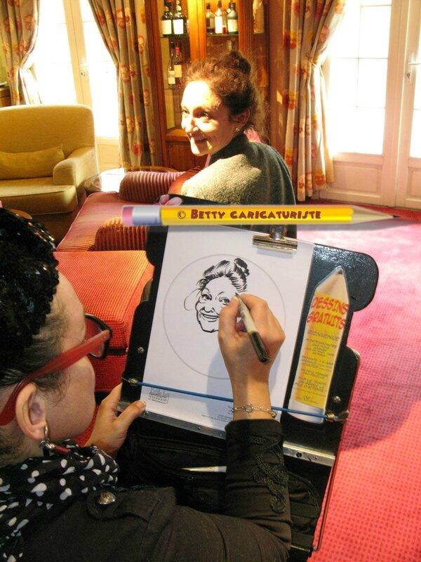 metz 57 caricaturiste animation assemblee generale