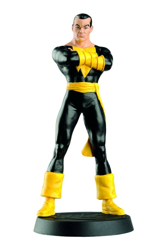 eaglemoss DC black adam