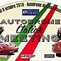 Autodrome italian meeting 2016 : nous étions gais comme des italiens…*