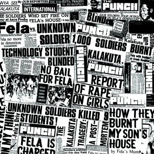Fela Kuti - 1977 - Unknown Soldier (Skylark)