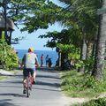 Arrivée à la mer (Tegal Besar Beach)