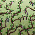 Branches de saule tortueux (2)