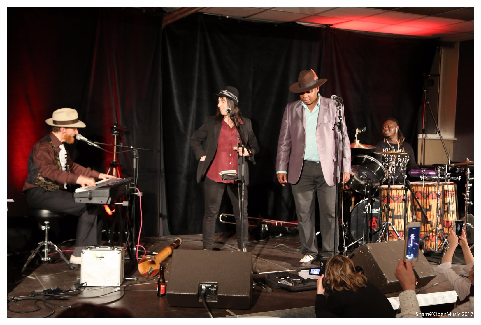 Toute la richesse des cultures grâce à Renaud Patigny et Zanzibar avec Open Music