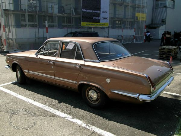 plymouth valiant 4door sedan 1964 4
