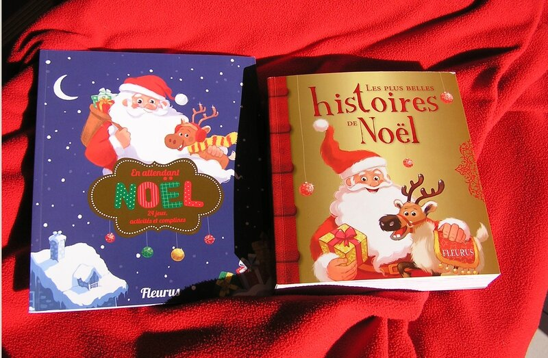 couvertures noel