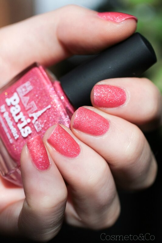 picture polish Paris QuicheGirl