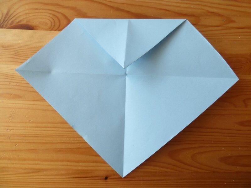 Marque-page origami (8)