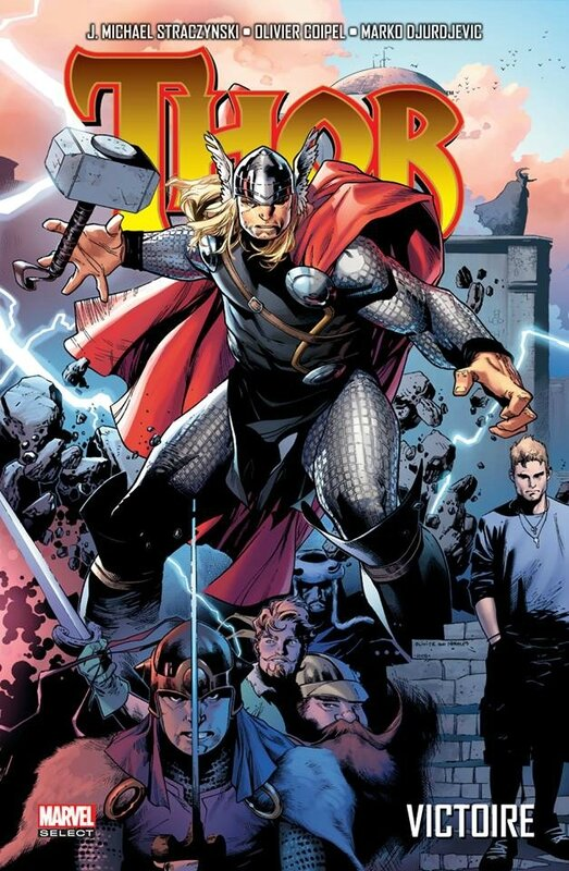marvel select thor 02 victoire
