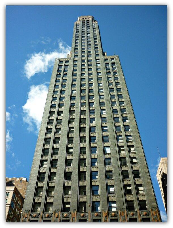 Chicago Carbide Carbon Building