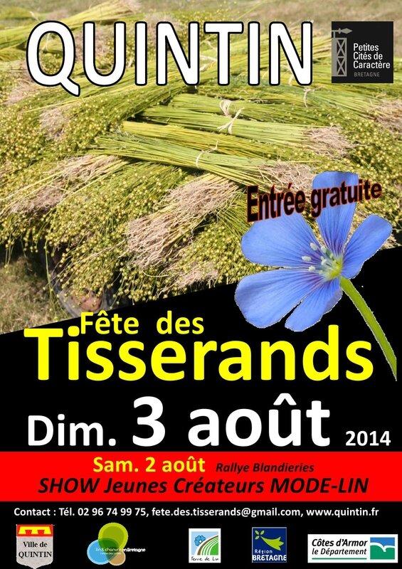 affiche tisserands 2014