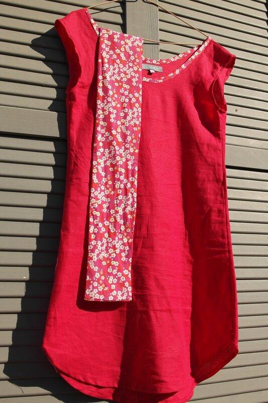 Robe lin rouge_Chut Charlotte (4)
