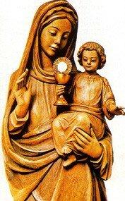 Notre Dame du Saint Sacrement