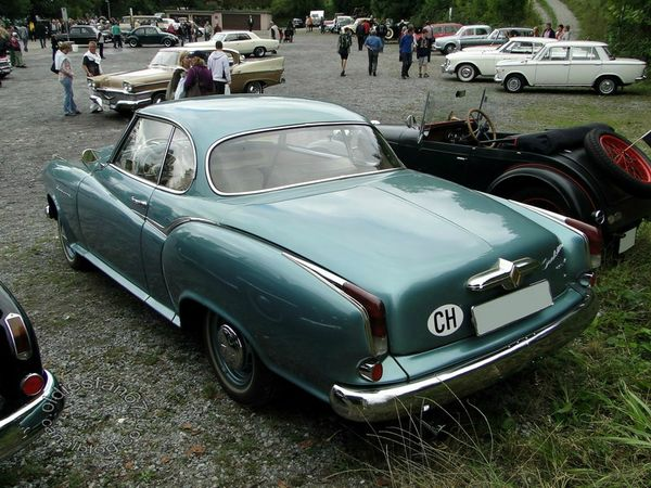 borgward isabella coupe 1958 4