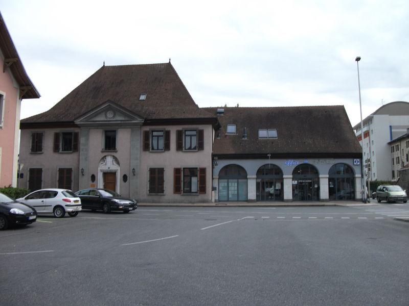 Annemasse CEN (Haute-Savoie)