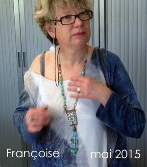 Atelier fimo - Françoise