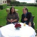 Nataly et Hugo Deauville 2007
