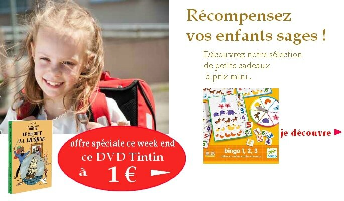 offre tintin