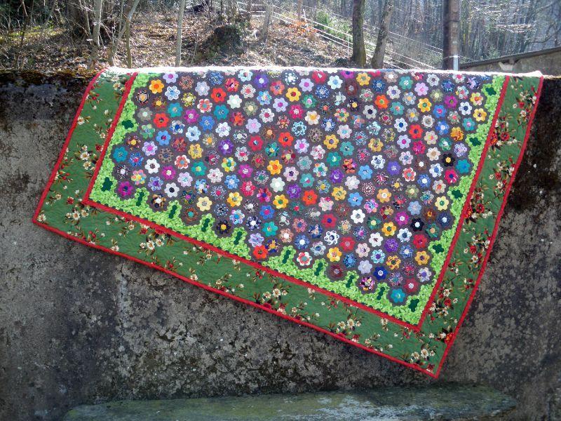 Jardin de grand mère - Filetpatch