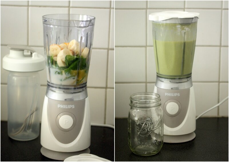 mon mini blender nomade pour des green smoothies partout chez requia cuisine et confidences. Black Bedroom Furniture Sets. Home Design Ideas