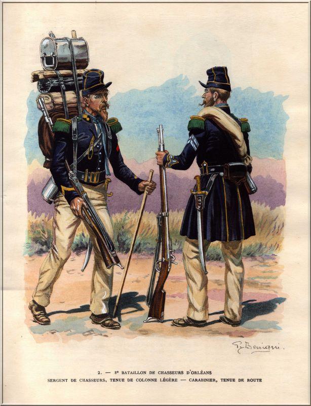 Carabinier du 8e d'Orléans