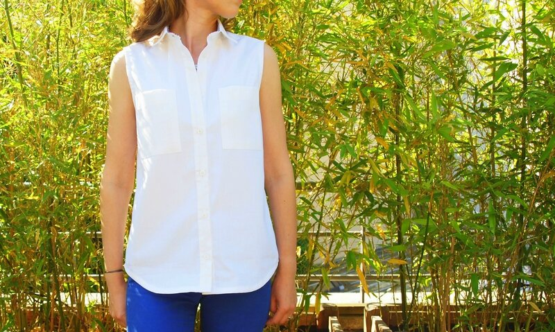 Grainline Archer shirt (2)